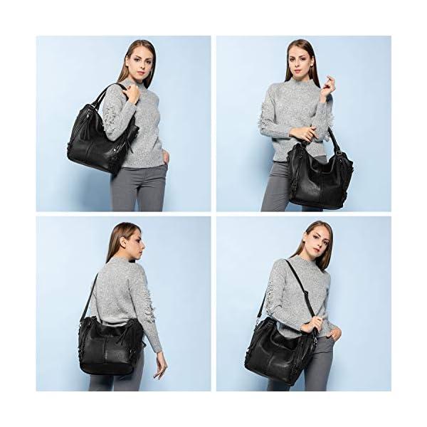 Handbags with Adjustable Shoulder Strap