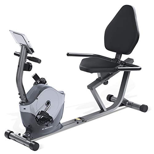 MaxKare Recumbent Exercise Bike Indoor Cycling Stationary