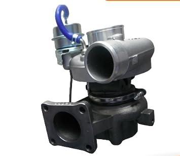 GOWE Auto Parts Motor 17201 - 17030 - CT26 Turbo turbocompresor para Toyota Land Cruiser 1hd-ft Motor: Amazon.es: Bricolaje y herramientas