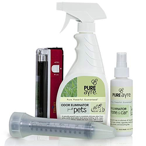 PureAyre Clean Earth Pure Ayre Pet Kit 11414P