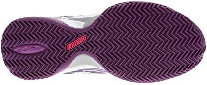 Zapatilla Lotto Mirage 300 Cly W Padel-Tenis nº39: Amazon.es ...