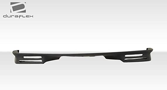 1 Piece Extreme Dimensions Duraflex Replacement for 1984-1990 Chevrolet Corvette C4 GTO Front Lip Under Spoiler Air Dam