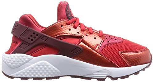 Trainer Top Low Women's Air Huarache White Nike Red 1aqZXw1