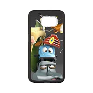 Brave Little Toaster Samsung Galaxy S6 Cell Phone Case Black present pp001_9611622