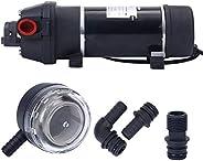 BOKYWOX 110-120V Booster Pump/Diaphragm Pump