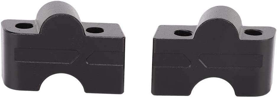 Rehaussement du guidon robinet modifi/é Accessoires pour appareil de montage sur riser du guidon pour ER-6N//F Z650