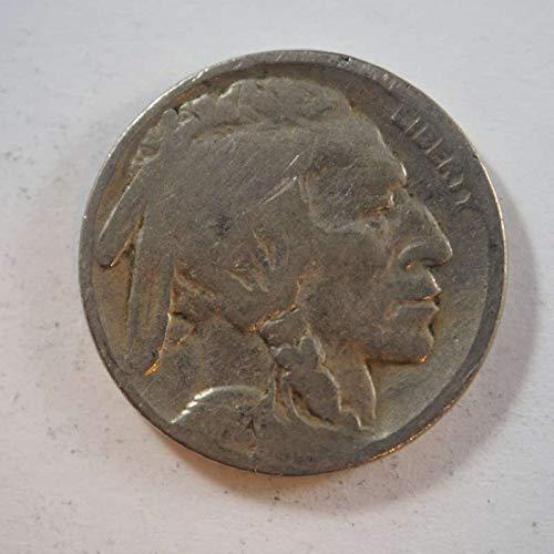 1928 P Buffalo Nickel Nickels Ungraded