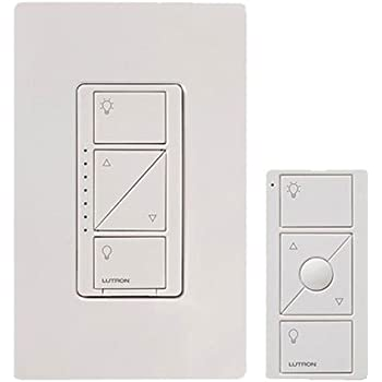 lutron lrf2 ocr2b p wh radio powr savr wireless ceiling mounted occupancy vacancy sensor white. Black Bedroom Furniture Sets. Home Design Ideas