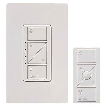 LUTRON ELECTRONICS INC Caset WHT SP/3WY Dimmer: Amazon.es: Bricolaje y herramientas