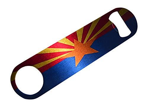 - Arizona State Flag Speed Professional Bottle Opener Heavy Duty Gift AZ