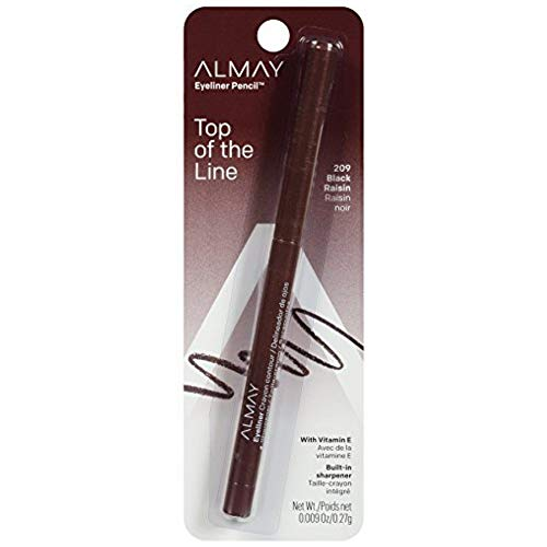 Almay Intense i-Color Eyeliner, Black Raisin