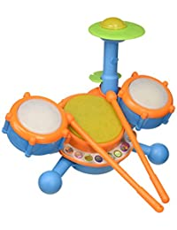 VTech KidiBeats Drum Set (Frustration Free Packaging) BOBEBE Online Baby Store From New York to Miami and Los Angeles