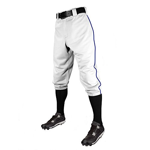 C6 Carbon Pro Series Baseball Knickers with Piping - - Softball Piping Jersey