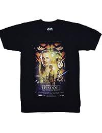 Darth Maul Phantom Menace Episode 1 Poster T-Shirt