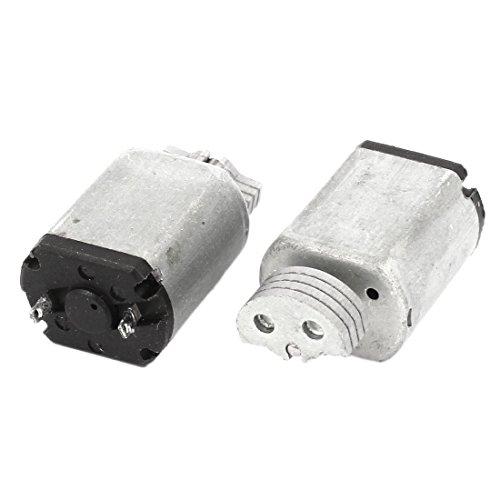 2x Remote Control Toy Mini Electric Vibration Vibrating Motor DC 3V-6V