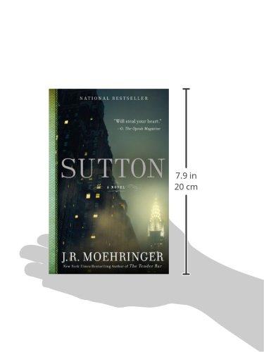 Sutton: Amazon.de: J.R. Moehringer: Fremdsprachige Bücher