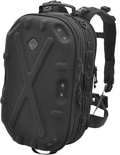 Hazard 4 Pillbox Hardshell Backpack, Black, ()