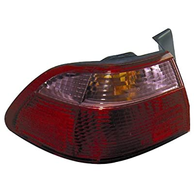 DEPO 317-1923L-UC Replacement Driver Side Tail Light Assembly (This product is an aftermarket product. It is not created or sold by the OE car company): Automotive