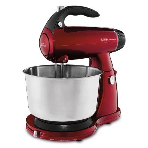 kitchen aid stand mixer 4qt - 9