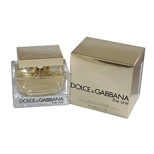 The One By Dolce & Gabbana For Women. Eau De Parfum Spray 2.5-Ounces - One Perfume