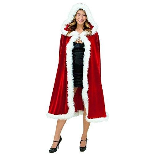 V fashion Hiver Chale Capuche avec Christmas HX Femme 4dFxU4w