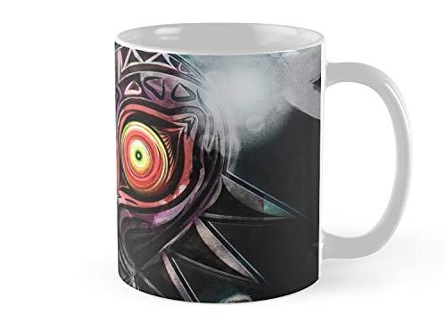 Army Mug Legend of Zelda Majora's Mask Dark Link Mug - 11oz Mug - Features wraparound prints - Dishwasher safe - Made from Ceramic - Best gift for family friends