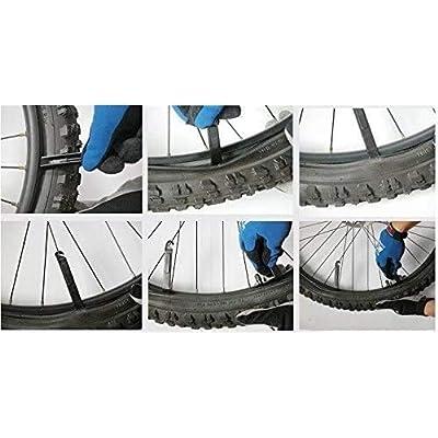 YunSCM 26 Inch Inner Tubes 26x1.75//1.90//1.95//2.10//2.125 Inner Tubes Replacement for 32mm Schrader Valve MTB/Bike Inner Tubes Durable Butyl Rubber Bike Tires
