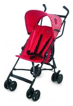 Silla de paseo 4 ruedas Chicco Snappy Ladybug: Amazon.es: Bebé