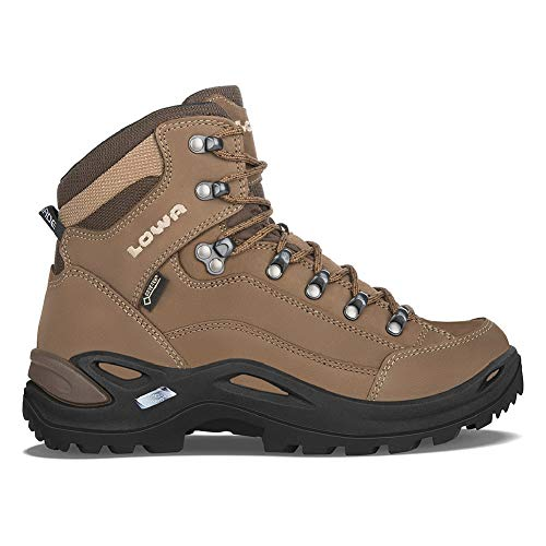 - Lowa Women's Renegade GTX Mid Hiking Boots (8, Taupe)