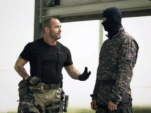 - SAS in Northern Ireland