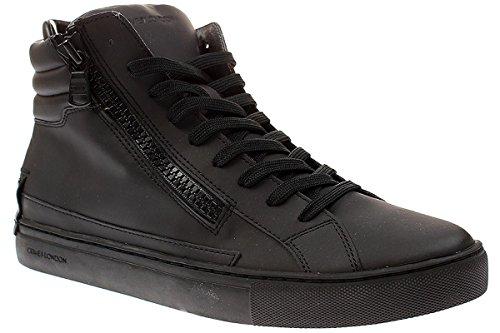 CRIME 11333 sneaker uomo, Nero, EUR 41