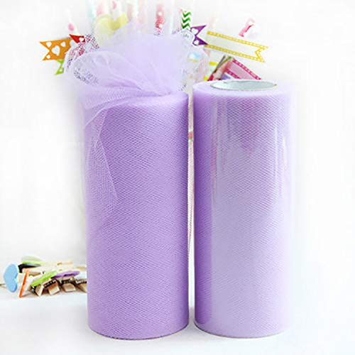 Miao Express Tulle Roll 6 inch 22M Gauze