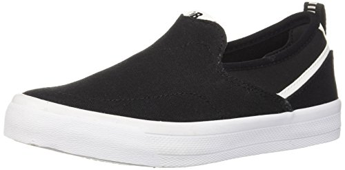 New Balance Slip Ons - New Balance Men's 101v1 Skate Shoe, Black/White, 12 D US