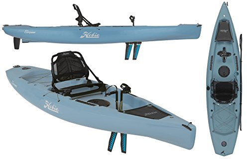 2018 Hobie Mirage Compass Pedal Kayak (Slate Blue)