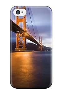 TYH - Defender Case For ipod Touch 4, Golden Gate Bridge Pattern phone case