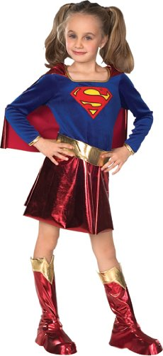 with Supergirl Costumes design
