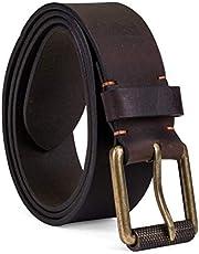 Timberland Cinturón de piel para ropa de trabajo de 40 mm Cinturón para Hombre