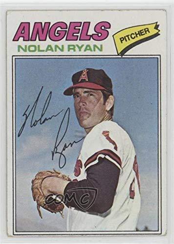 Nolan Ryan (Baseball Card) 1977 Topps - [Base] #650