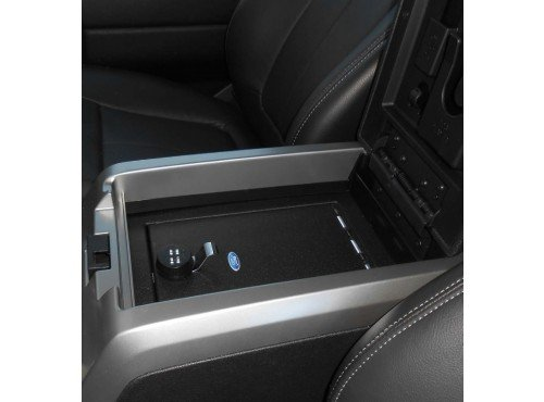 Ford Genuine VFL3Z-2806202-A Locking Vault for Center Armrest Console