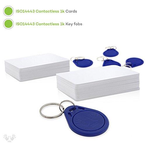 DL533N CS IP54 - NFC RFID Reader/Writer LibNFC 13,56MHz + 5