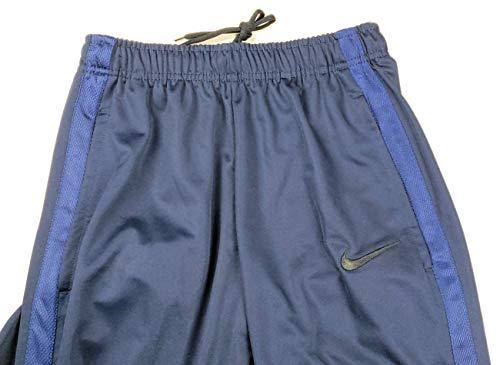 NIKE Men's Epic Knit Pants (Small, Navy/Thunder Blue/Black) by Nike (Image #2)
