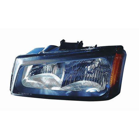 CarLights360: Fits 2007 CHEVROLET SILVERADO 2500 HD CLASSIC Head Light Assembly Driver Side w/Bulbs - (CAPA Certified) Replacement for GM2502257