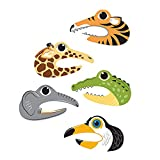 Hand Puppets Decal Pkg. 5 - in The Wild VBS by LifeWay