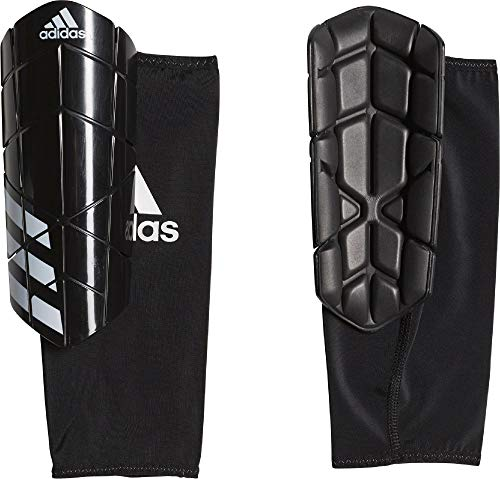 adidas Soccer Shin Guards Ever Pro Shin Pads Player Graphic Football Protective Gear for Men Boys Kids (S)