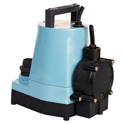 Amazon com : LITTLE GIANT 5-ASP Submersible Pump Blue 1200