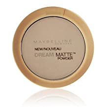 Maybelline Dream Matte Pressed Powder, Cream, 0.32 oz