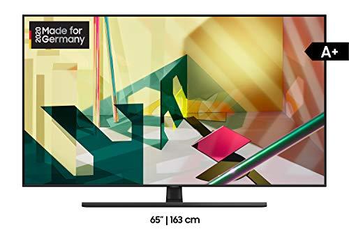 Samsung GQ65Q70TGTXZG TV 165.1 cm (65″) 4K Ultra HD Smart TV Wi-Fi Black GQ65Q70TGTXZG, 165.1 cm (65″), 3840 x 2160 pixels, QLED, Smart TV, Wi-Fi, Black