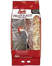 Lyric 2647417 Fruit & Nut High Energy Wild Bird Food, 20 lb