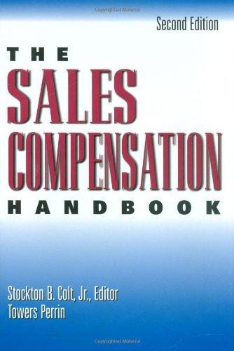 Download The Sales Compensation Handbook Pdf