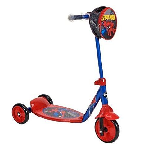 Huffy Spider Sense Spider-Man 3 Wheel Scooter